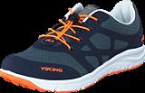 Viking - Saratoga II Dark Blue/Orange