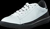 Diesel - S-Naptik Leather White/Black
