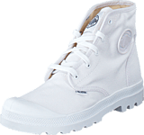 Palladium - Blanc Hi Kids 52784-154 White