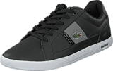 Lacoste - Europa Lcr3 Blk/Gry