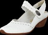Rieker - 43757-80 White