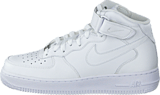 Nike - Wmns Air Force 1 Mid '07 Le White/White