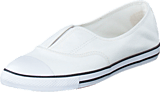 Converse - All Star Dainty Cove-Slip White /White/Black