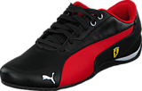 Puma - Drift Cat 5 SF NM 2 Black-Rosso Corsa
