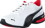 Puma - Tazon 6 White-Black-Puma Silver