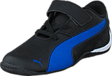 Puma - Drift Cat 5 L NU V Kids Black-Puma Royal