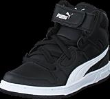 Puma - Puma Rebound Street L Jr Black-White
