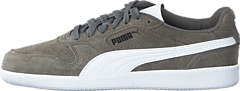 Puma - Icra Trainer SD Steel Gray-White