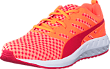 Puma - Flare Wn's Fluo Peach-Rose Red-White