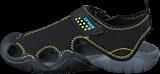 Crocs - Swiftwater Sandal M Black/Charcoal