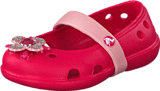 Crocs - Keeley Springtime Flat PS Rasberry/Petal