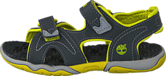Timberland - Adventure Seeker 2 Strap Dark Grey/Green