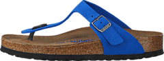 Birkenstock - Gizeh Nubuck Leather Blue