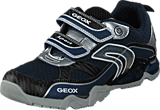 Geox - Light Eclipse 2 Boy Navy/Silver
