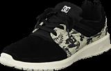 DC Shoes - Dc Heathrow Se M Shoe Blk/Wp Prnt