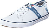 U.S. Polo Assn - Cuper White