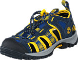 Timberland - Belknap Fisherman Kids Navy/Yellow