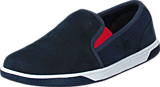 Timberland - Groveton Slip On Kids Navy Naturebuck
