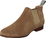 Hush Puppies - Ella Low Chelsea Taupe