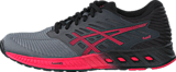Asics - T689N-9721 Fuzex Titanium/Azalea/Black