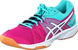 Asics - C413N 2101 Gel Upcourt Gs Berry/White/Poolblue