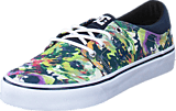 DC Shoes - Trase TX SE Multi (Flowers)