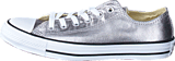 Converse - All Star Metallics-Ox Gunmetal/White/Black