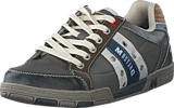 Mustang - 4007317 Men's Lace-Up Shoe Stone/ Grey
