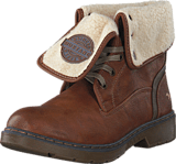 Mustang - 1235602 Women's Warmlined Boot Chestnut
