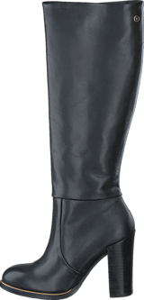 Tommy Hilfiger - GH HIGH LEATHER BOOT 990990 Black