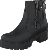 Johnny Bulls - 5081 Biker Black Old Silver