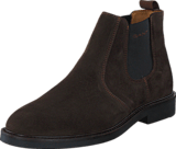 Gant - 13653419 Spencer Dark Brown