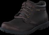 Rockport - Rugged Bucks Wp Boot Brown