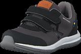 Kavat - Halland Velcro WP Black