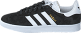 adidas Originals - Gazelle Core Black/White/Gold Met.