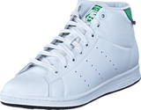 adidas Originals - Stan Winter Ftwr White/Ftwr White/Green