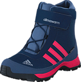adidas Sport Performance - Cw Adisnow Cf Cp K Collegiate Navy/Pink/Tech Ink