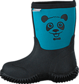 Vincent - Panda Neoprene Ocean Blue