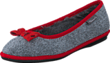 Tamaris - 1-1-22194-37 251 Grey/Red