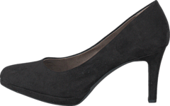 Tamaris - 1-1-22446-27 004 Black suede