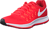 Nike - Wmns Air Zoom Pegasus 33 Brt Crmsn/White-Gym