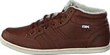 British Knights - RE-STYLE MID COGNAC