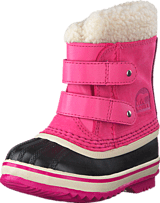 Sorel - Children's 1964 Pac Strap 652 Tropic Pink
