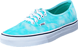 Vans - U Authentic (Tie Dye) Turqu 35