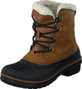 Crocs - Women's AllCast II Boot Wheat/Black