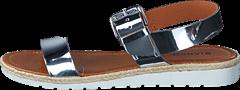 Bianco - Mirror Sandal JFM17 91 Silver