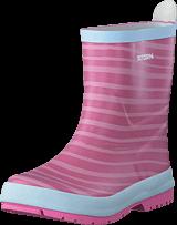 Tretorn - Sticky Stripes Soft Pink