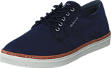 Gant - 14638646 Bari Low lace shoes G69 Marine