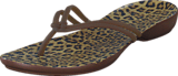 Crocs - Crocs Isabella Graphic Flip W Leopard