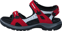 Ecco - 069563 Offroad Chili Red/ Concrete/ Black